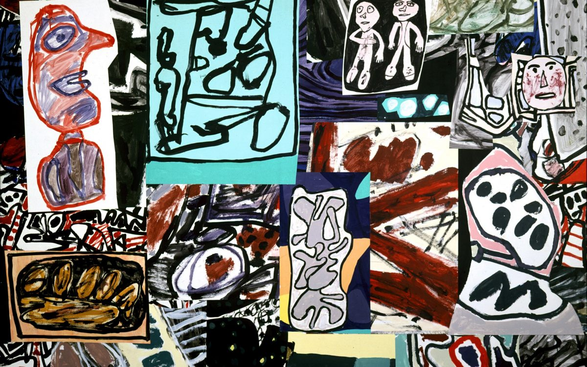 ART BRUT : THE RAW ART UNTRAMELLED BY CONVENTION