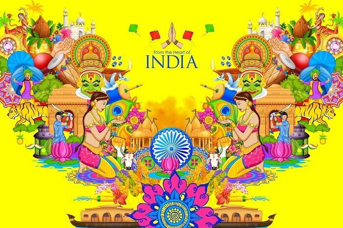 FAIRS : THEY REPRESENT THE CULTURE AND TRADITIONS OF INDIA
