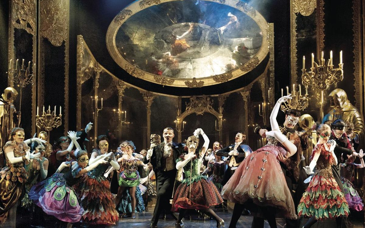 OPERA: A THEATRICAL FORM IN WHICH  DRAMA IS CONVEYED THROUGH SONGS AND MUSIC